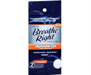 FREE Breathe Right Strips at W...