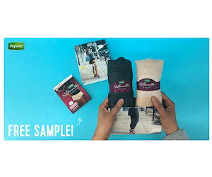 Like Depend & Get Your Choice of Free Sample Kits! - Free Product ...