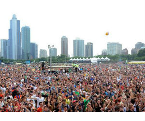 Win a V I P trip to Lollapalooza in Chicago - Free
