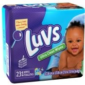 Sign Up for a FREE Luvs Welcome Kit - Free Product Samples