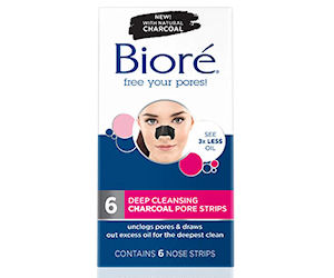 Free Sample Set of Biore Nose Strips + Contest