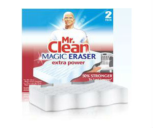 picture regarding Mr Clean Coupons Printable titled Mr. Fresh - Magic Eraser Simply $1.92 at Walmart with Coupon