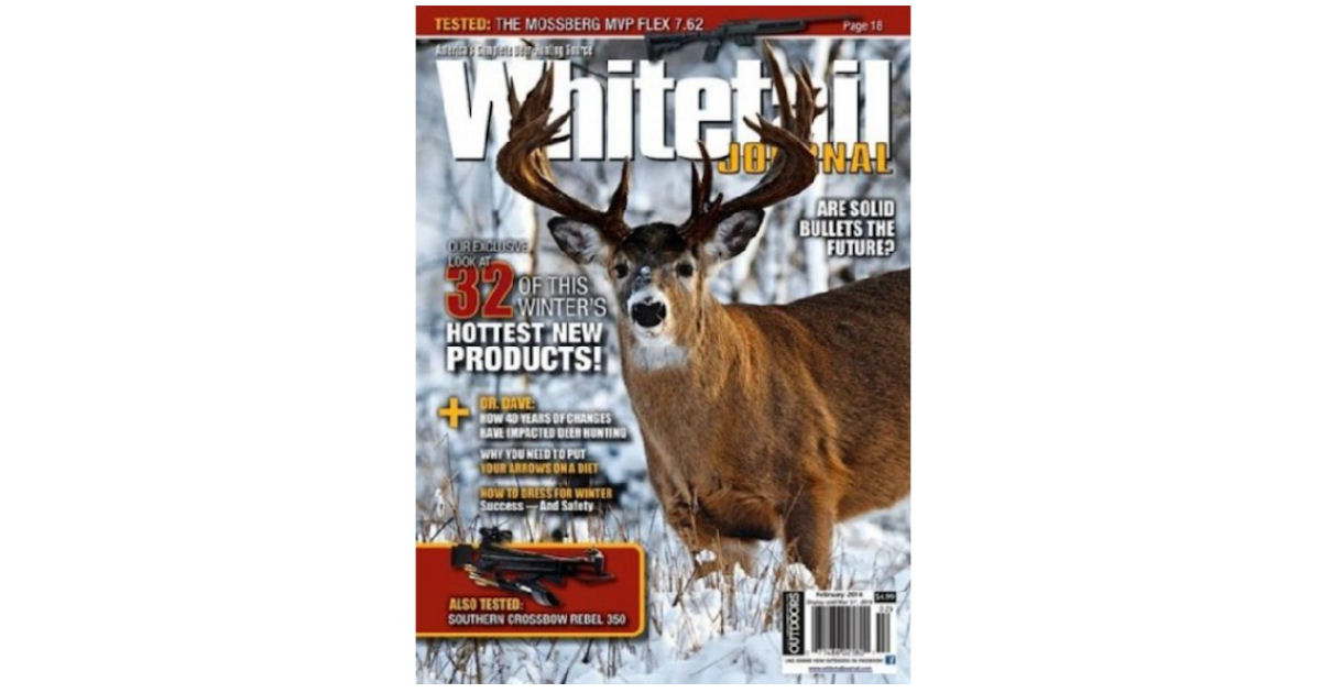 FREE Subscription to Whitetail...