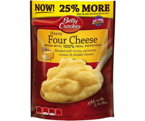 Betty Crocker Potatoes Only 0 75 W Coupon At Dollar Tree Printable Coupons
