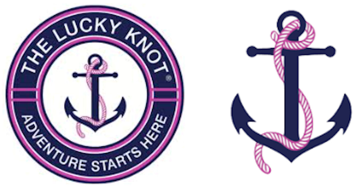 FREE The Lucky Knot Stickers..