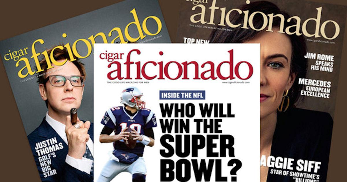 Free Subscription To Cigar Aficionado Magazine Free