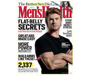 896b5c3b2d0 Free Subscription to Men s Health Magazine - Free Product Samples
