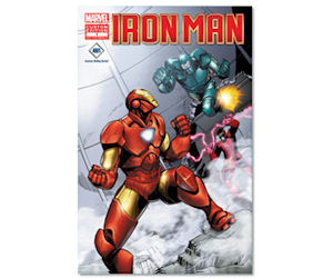 FREE Iron Man Comic Book, Weld...