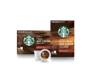 Free Sample Pack of Starbucks Hot Cocoa K-Cup Pods - Free Product ...