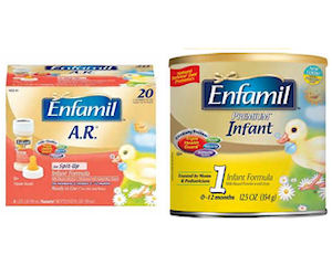 FREE Sample of Enfamil Formula...