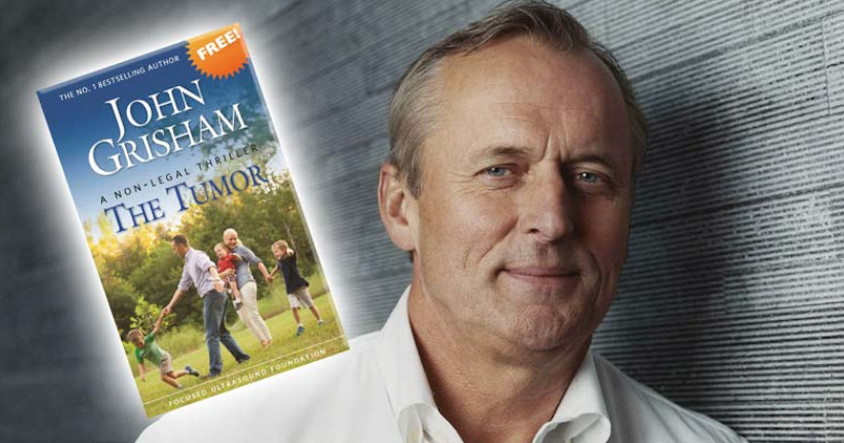 FREE The Tumor by John Grisham...