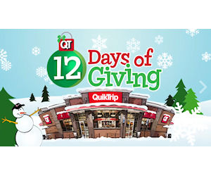 QuikTrip 12-Days of Giving - New Free Item Each Day! - Free