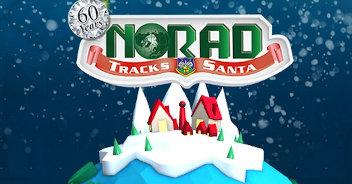 FREE Track Santa as He Deliver...