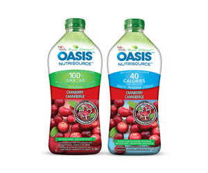 Free Oasis Juice with 2 PINS - Free Stuff & Freebies Oasis Juice Logo