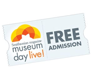 Museum Day Live - Get 2 FREE A...