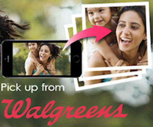 10 FREE 4×6 Prints at Walgreen...