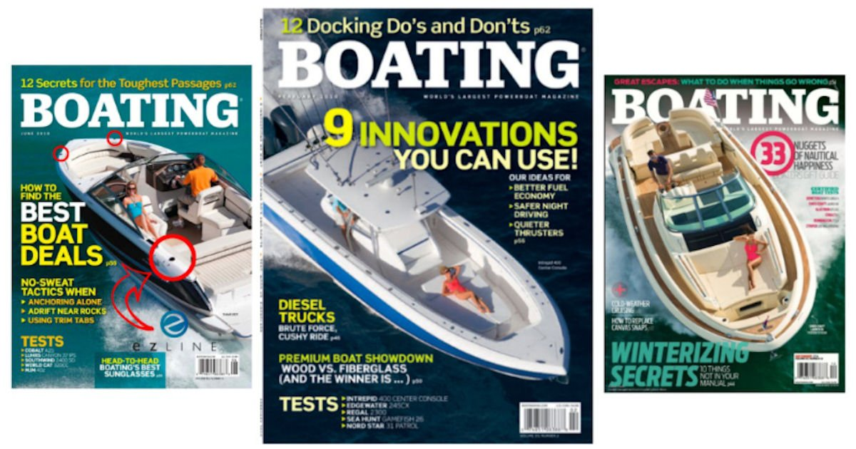 FREE Subscription to Boating M...