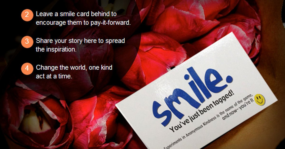 FREE Smile Cards...