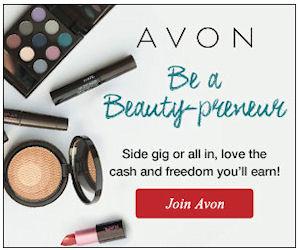 Become an Avon Representative!