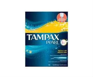 image relating to Tampax Coupon Printable identify Tampax - Coupon for $2.50 Off 2 Pearl Merchandise + Walmart