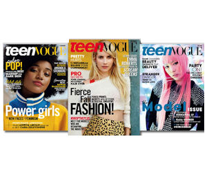 FREE Subscription to Teen Vogu...