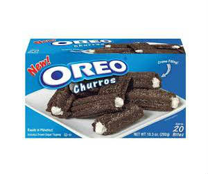 image relating to Oreo Printable Coupons named OREO - Clean Coupon for $1 Off OREO Churros, Clean Material