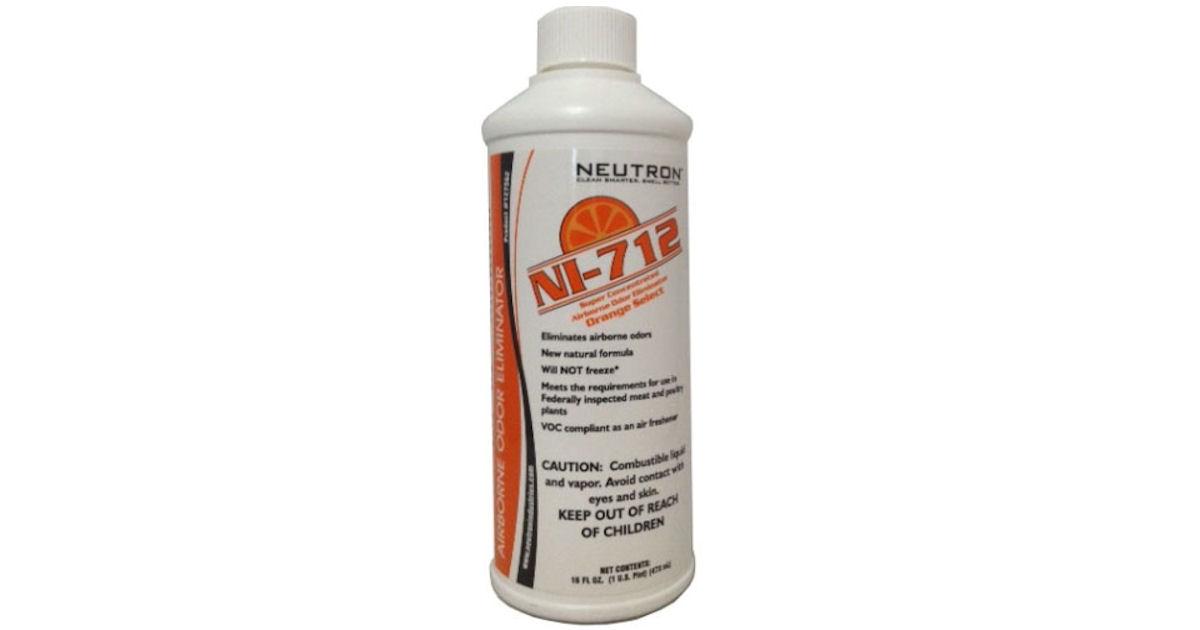 FREE Sample of Neutron NI-712.