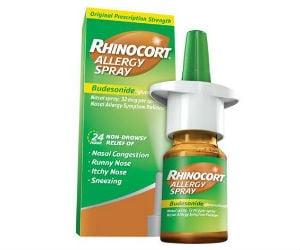 FREE Rhinocort - Coupon &a...