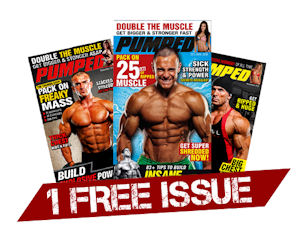 FREE Issue of Pumped Magazine.