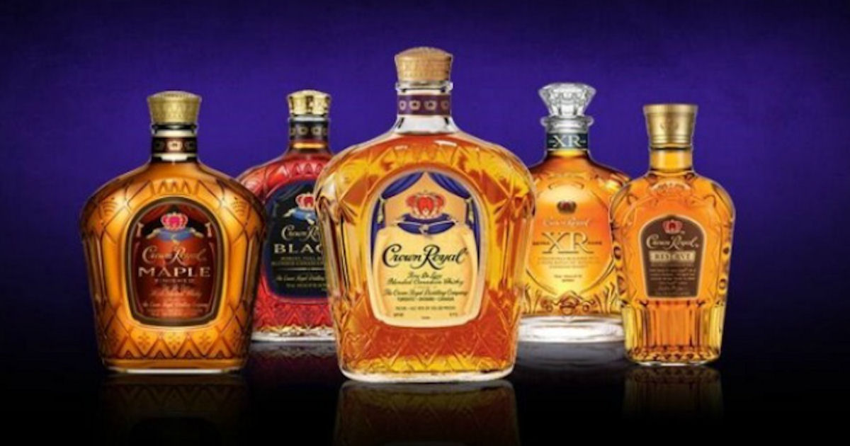 FREE Customized Crown Royal La...