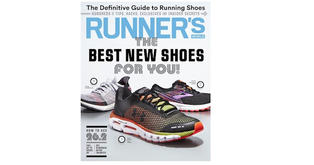 FREE Subscription to Runner`s.