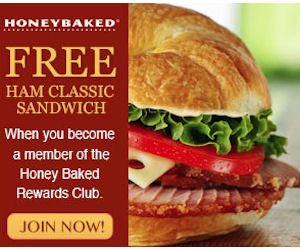 2 FREE Honeybaked Ham Ham Clas...