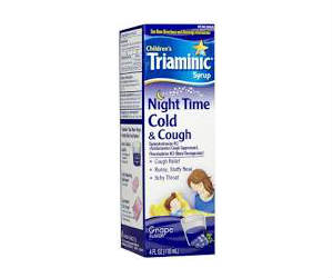 FREE Triaminic Children`s Syru...