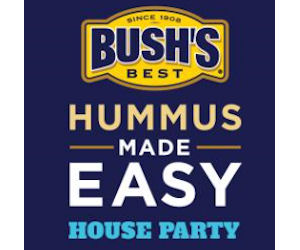FREE BUSH`S Hummus Made Easy H...