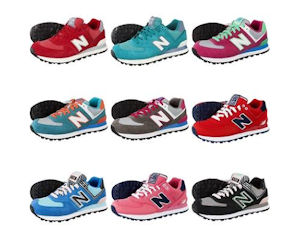 Try New Balance Products for F...