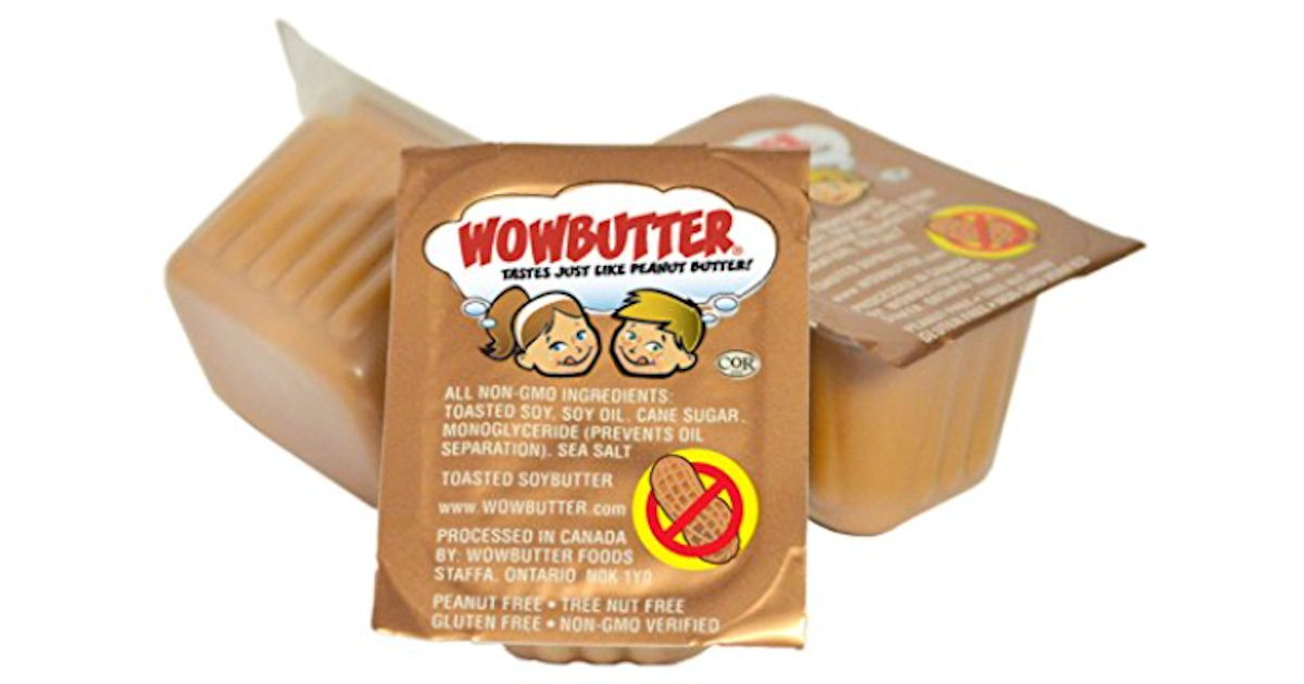 FREE Sample of WowButter Cream...