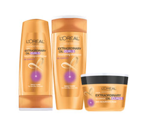 FREE L`Oreal Extraordinary Oil...