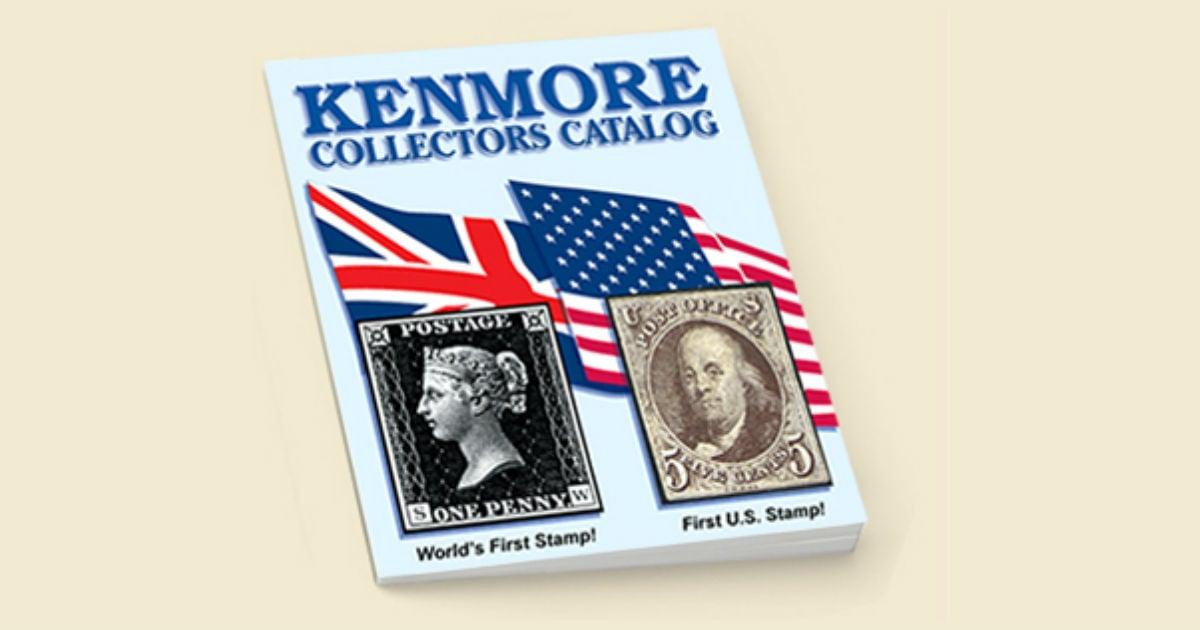 FREE Kenmore Stamps Sampler!
