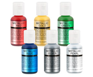 Free Sample of Chefmaster Food Coloring (Call) - Free Product Samples