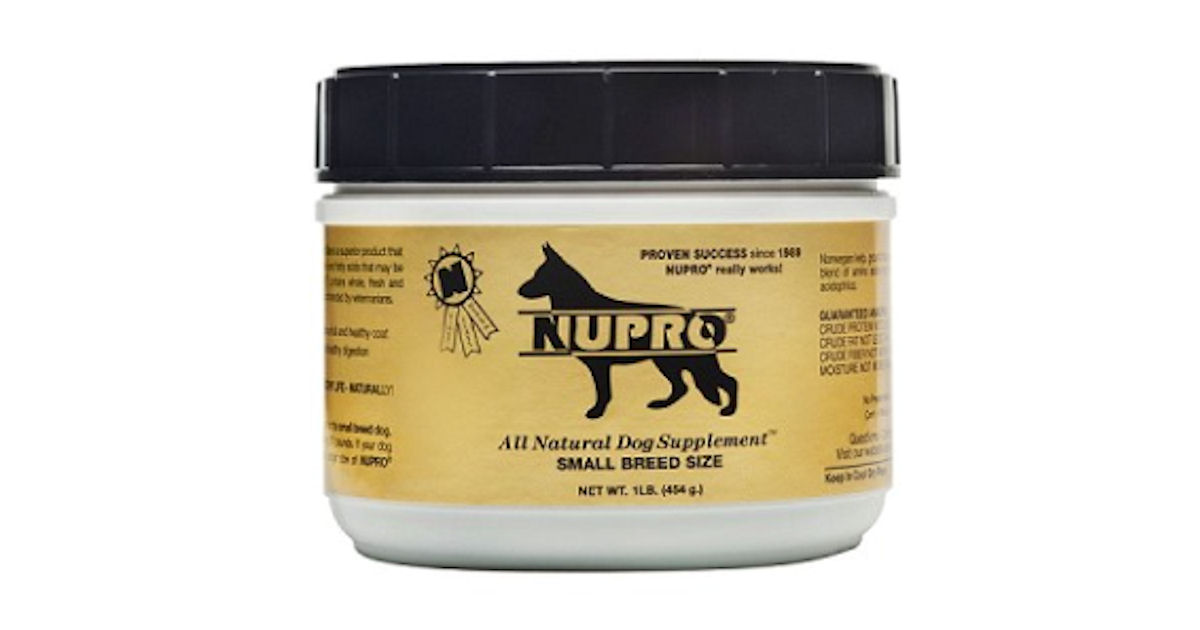 FREE Sample of Nupro Natural P...
