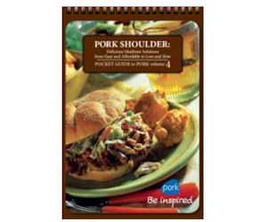 FREE Pork Be Inspired Recipe B...