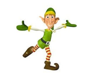 Elf Yourself - Upload Any Image into a Christmas Elf for