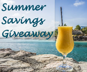 Summer Giveaways Are Here!