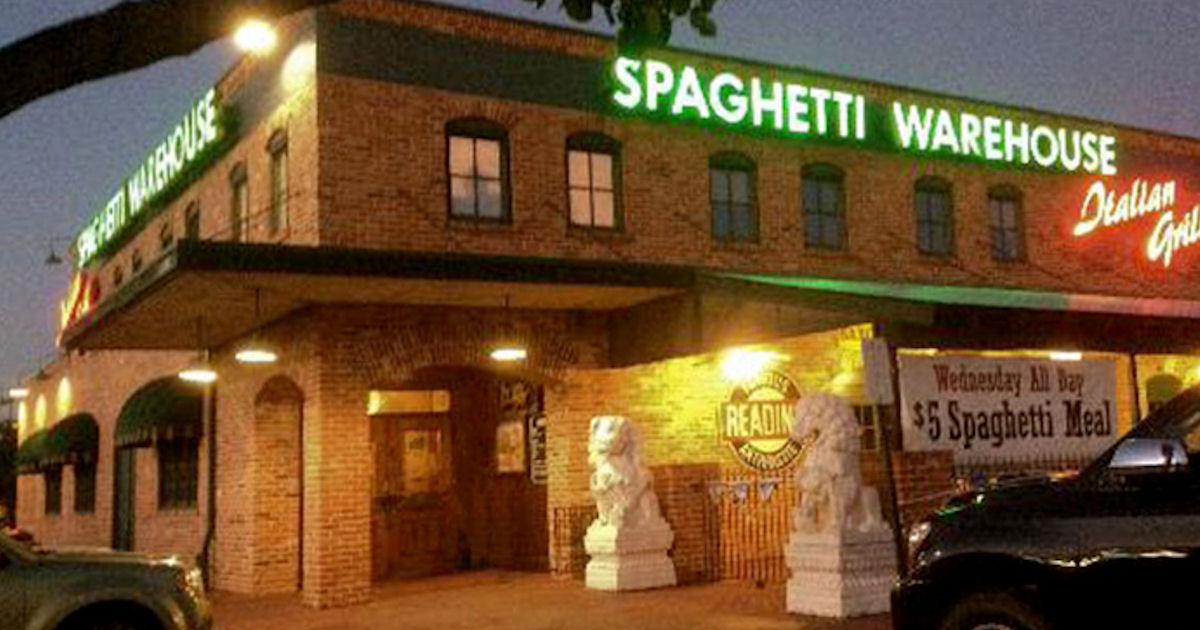 FREE Birthday Meal at Spaghett...