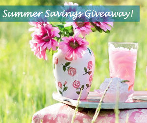 Week 3 Summer Giveaway