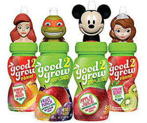 Good 2 grow character juice bottles 1 at publix w - Gardeners supply company coupon code ...