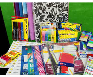 Win School Supplies & iPad in the Avery Gives Back Sweepstakes
