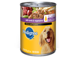 Free Can Of Pedigree Wet Dog Food With The Kmart App Free Product