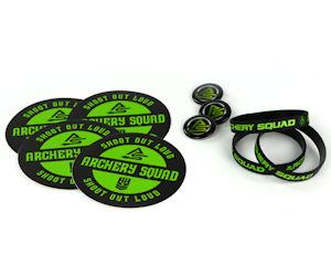FREE Archery Squad Bracelets,.