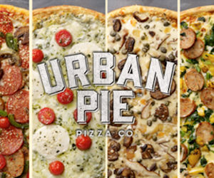 FREE Urban Pie Pizza Co Frozen...